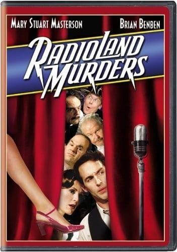 Radioland Murders (1994) starring Brian Benben on DVD on DVD