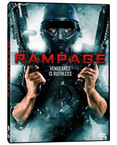 Rampage (2009) starring Brendan Fletcher on DVD on DVD