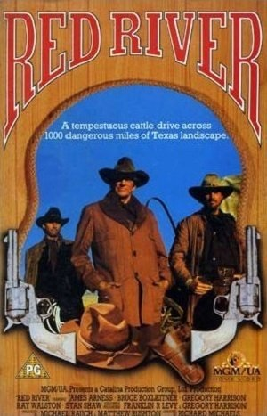 Red River (1988) starring Bruce Boxleitner on DVD on DVD