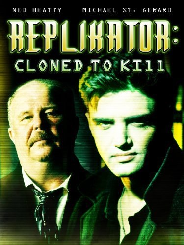 Replikator (1994) starring Michael St. Gerard on DVD on DVD