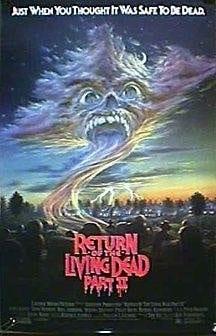 Return of the Living Dead II (1988) starring Michael Kenworthy on DVD on DVD