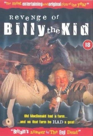 Revenge of Billy the Kid (1992) starring Michael Balfour on DVD on DVD