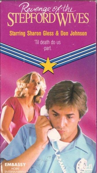 Revenge of the Stepford Wives (1980) starring Sharon Gless on DVD on DVD