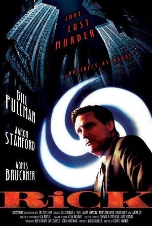 Rick (2003) starring Bill Pullman on DVD on DVD