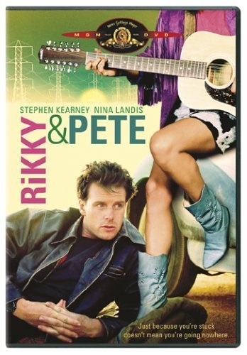 Rikky and Pete (1988) starring Stephen Kearney on DVD on DVD