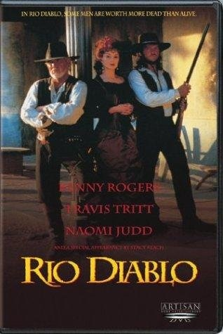 Rio Diablo (1993) starring Kenny Rogers on DVD on DVD
