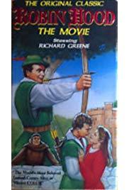 Robin Hood: The Movie (1991) starring Richard Greene on DVD on DVD