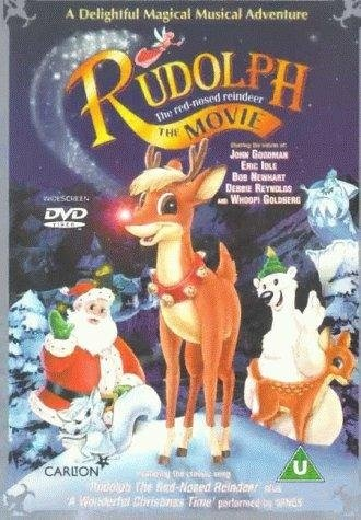 Rudolph the Red-Nosed Reindeer (1998) starring Eric Pospisil on DVD on DVD