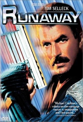 Runaway (1984) starring Tom Selleck on DVD on DVD