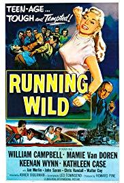 Running Wild (1955) starring William Campbell on DVD on DVD