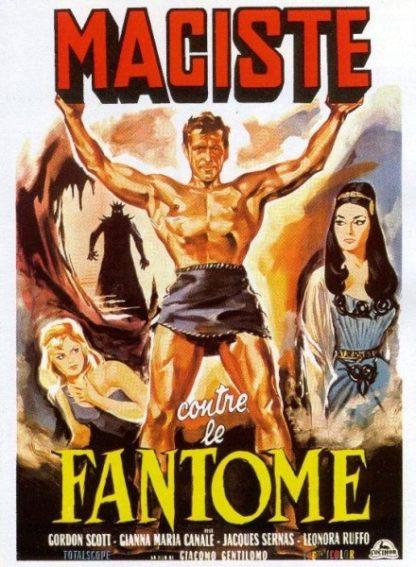 Samson vs. the Vampires (1961) with English Subtitles on DVD on DVD