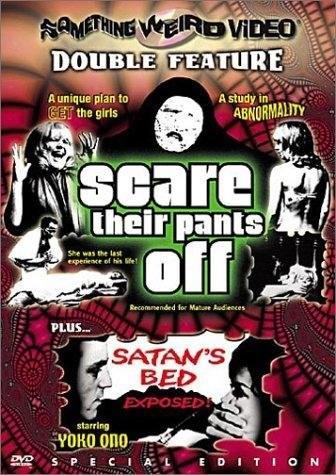 Satan's Bed (1965) starring Yoko Ono on DVD on DVD