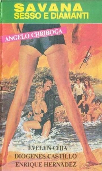 Savana - Sesso e diamanti (1978) with English Subtitles on DVD on DVD