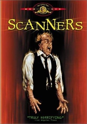 Scanners (1981) starring Jennifer O'Neill on DVD on DVD