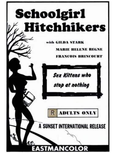 Schoolgirl Hitchhikers (1973) with English Subtitles on DVD on DVD
