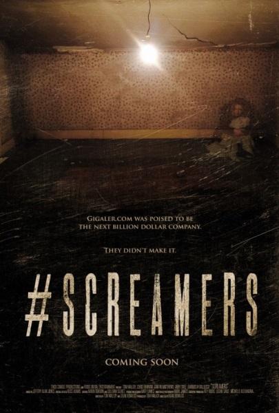 #Screamers (2016) starring Tom Malloy on DVD on DVD
