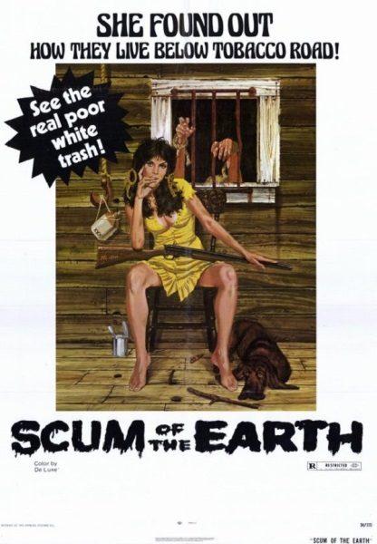 Scum of the Earth (1974) starring Gene Ross on DVD on DVD