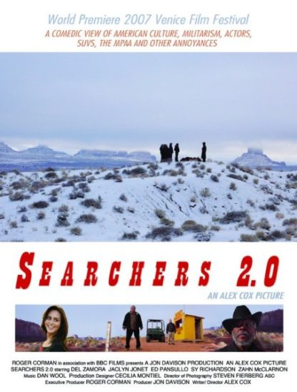 Searchers 2.0 (2007) starring Del Zamora on DVD on DVD