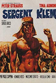Sergeant Klems (1971) with English Subtitles on DVD on DVD