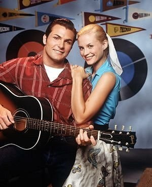 Shake, Rattle and Roll: An American Love Story (1999) starring Bonnie Somerville on DVD on DVD