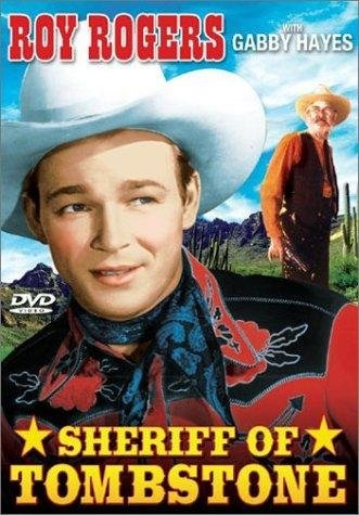 Sheriff of Tombstone (1941) starring Roy Rogers on DVD on DVD
