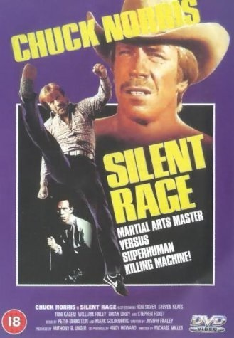 Silent Rage (1982) starring Chuck Norris on DVD on DVD