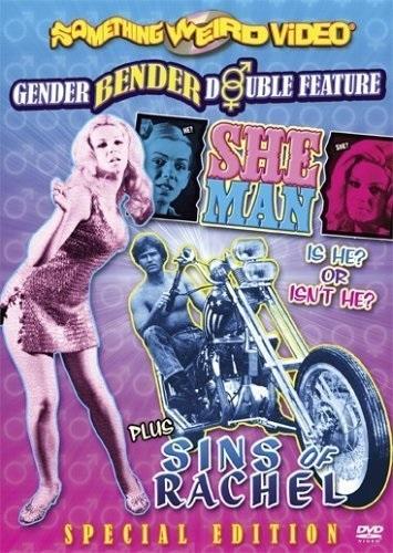 Sins of Rachel (1972) starring Ann Noble on DVD on DVD