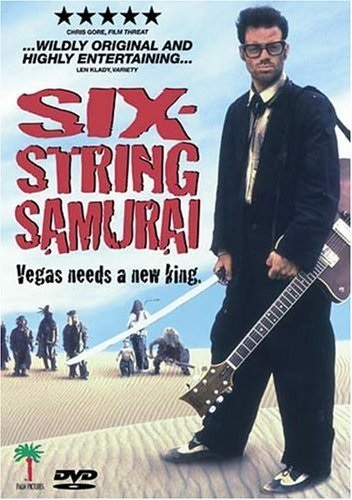 Six-String Samurai (1998) starring Jeffrey Falcon on DVD on DVD