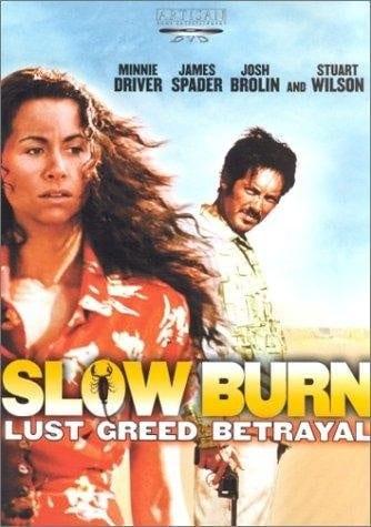 Slow Burn (2000) starring Jennifer Ann Evans on DVD on DVD