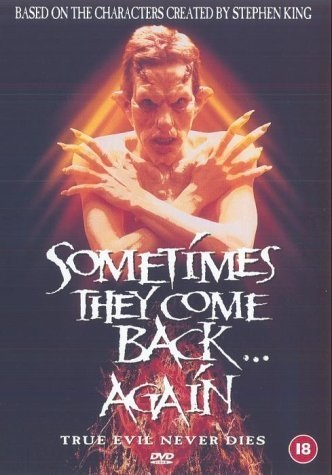 Sometimes They Come Back... Again (1996) starring Michael Gross on DVD on DVD