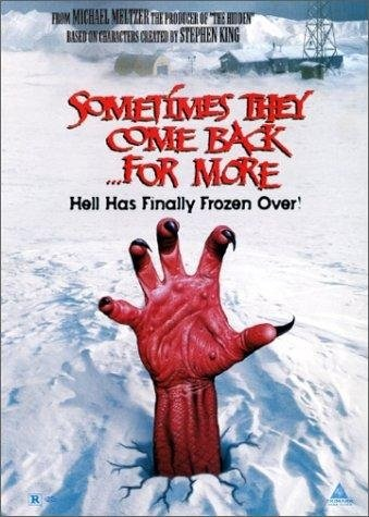 Sometimes They Come Back... for More (1998) starring Clayton Rohner on DVD on DVD
