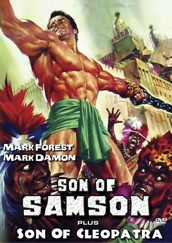 Son of Samson (1960) with English Subtitles on DVD on DVD