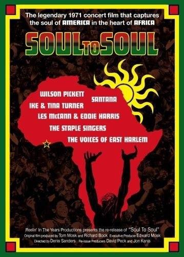 Soul to Soul (1971) starring Willie Bobo on DVD on DVD
