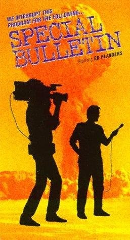 Special Bulletin (1983) starring Ed Flanders on DVD on DVD
