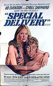 Special Delivery (1976) starring Bo Svenson on DVD on DVD