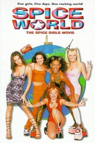 Spice World (1997) starring Mel B on DVD on DVD