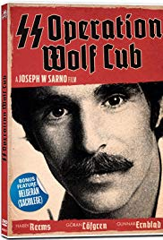 SS Operation Wolf Cub (1983) starring Harry Reems on DVD on DVD
