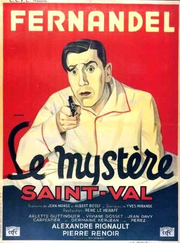 St. Val's Mystery (1945) with English Subtitles on DVD on DVD