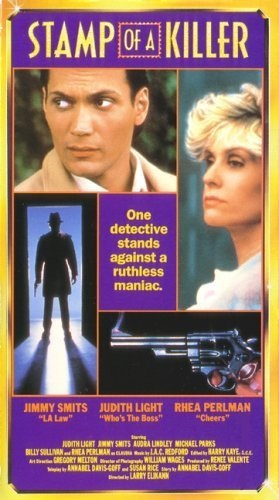 Stamp of a Killer (1987) starring John Aylward on DVD on DVD