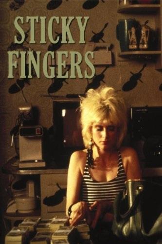 Sticky Fingers (1988) starring Helen Slater on DVD on DVD