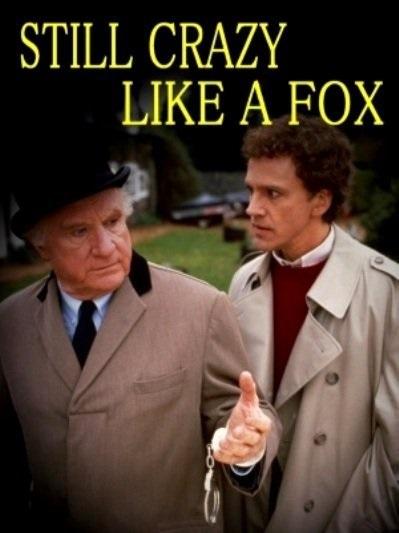 Still Crazy Like a Fox (1987) starring Jack Warden on DVD