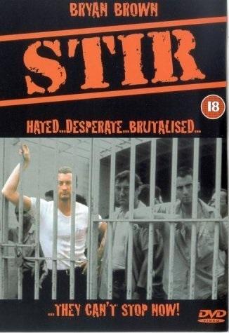 Stir (1980) starring Bryan Brown on DVD on DVD
