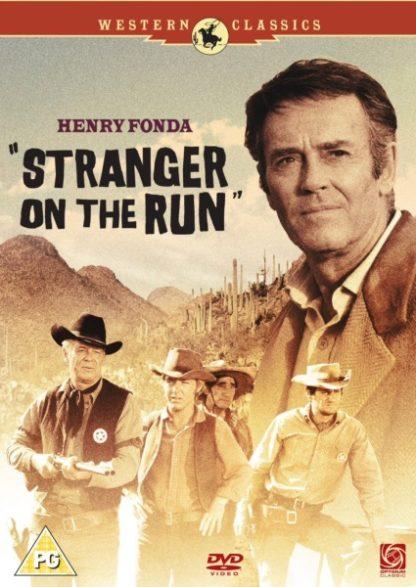 Stranger on the Run (1967) starring Henry Fonda on DVD on DVD