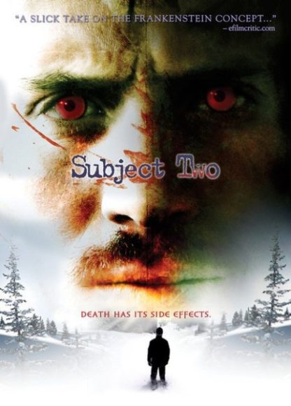 Subject Two (2006) starring Christian Oliver on DVD on DVD