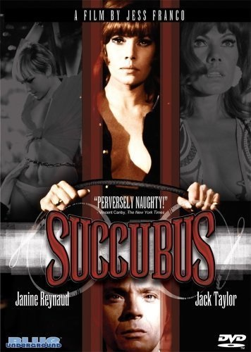 Succubus (1968) with English Subtitles on DVD on DVD
