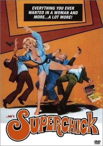 Superchick (1973) starring Joyce Jillson on DVD