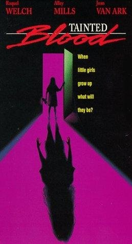Tainted Blood (1993) starring Raquel Welch on DVD on DVD