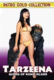 Tarzeena: Jiggle in the Jungle (2008) starring Christine Nguyen on DVD on DVD