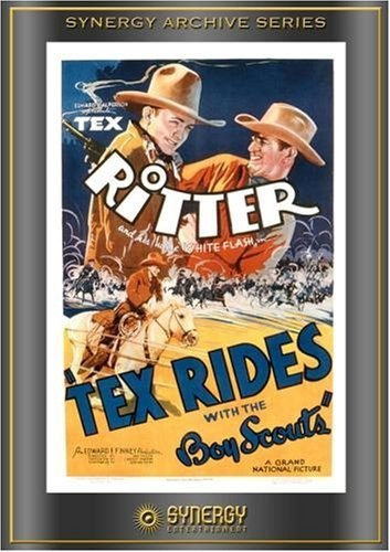 Tex Rides with the Boy Scouts (1937) starring White Flash on DVD on DVD