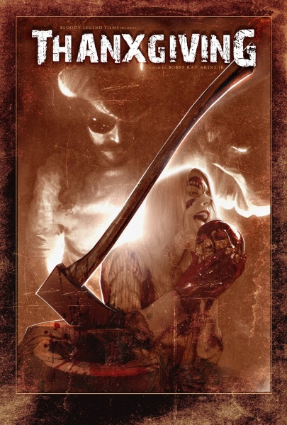 ThanXgiving (2006) starring Ari Lehman on DVD on DVD